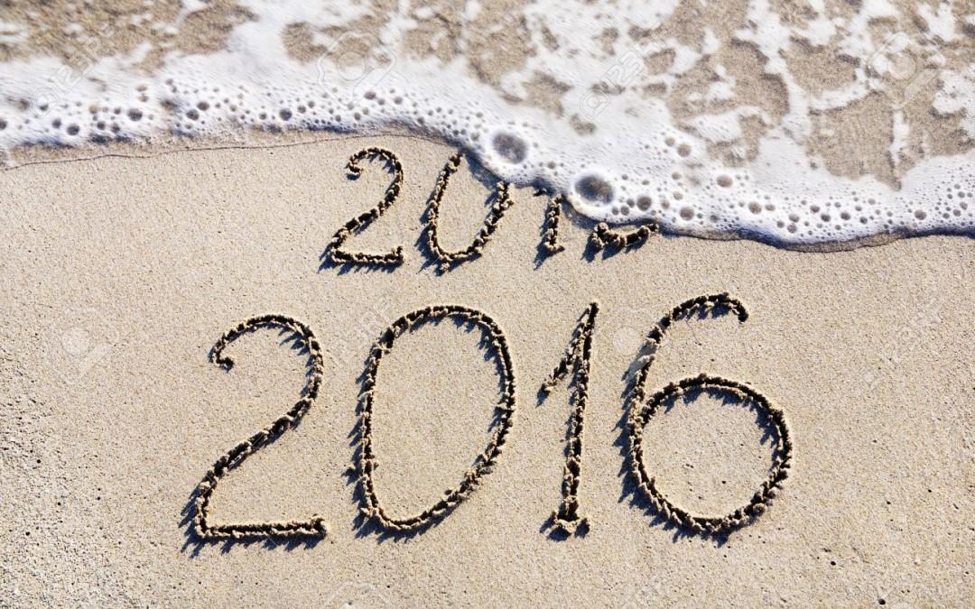 ¿Qué quieres hacer en el nuevo año 2016?