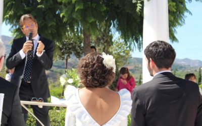 La boda de un hijo