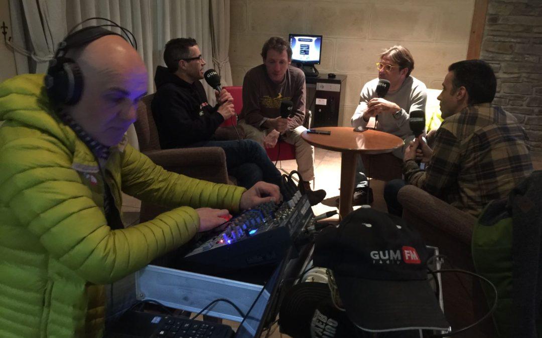 Aparición radiofónica en TatoNevat, del 30/12/2016, con el Presidente de la RFEDI