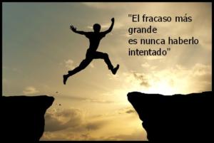 El fracaso como componente del éxito