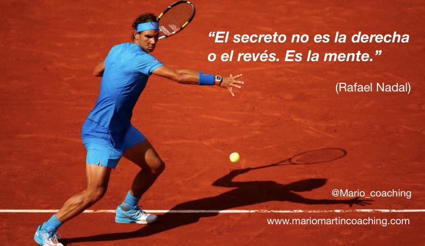 El secreto es la mente
