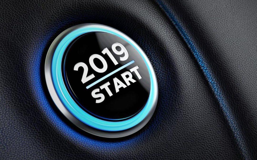 2019 te brinda trescientos sesenta y cinco días para cumplir tus objetivos