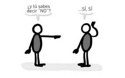 """La gestión del """"no"""""""