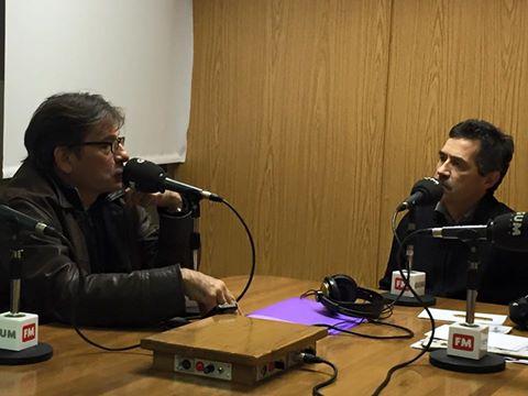 Entrevista sobre coaching a Mario Martín en Radio GUM FM