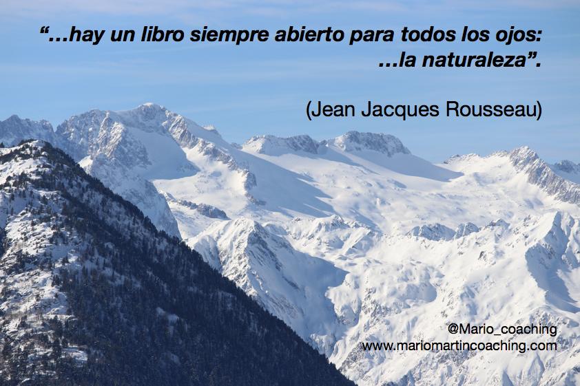 El libro abierto de la naturaleza