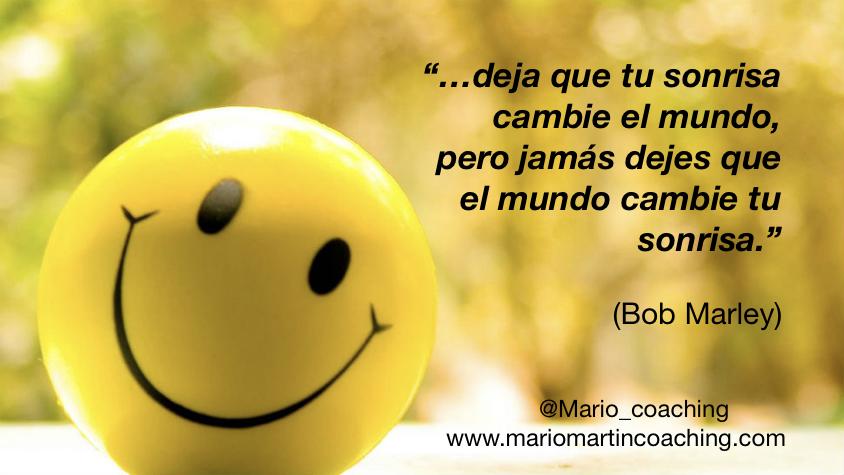 Que tu sonrisa cambie el mundo