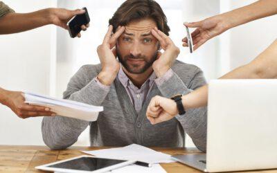 Evita el estrés digital…¡no tienes que estar siempre disponible!
