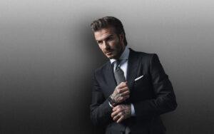 David Beckham sufre TOC